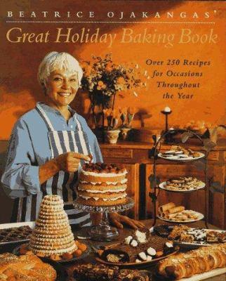 Beatrice Ojakangas' great holiday baking book.