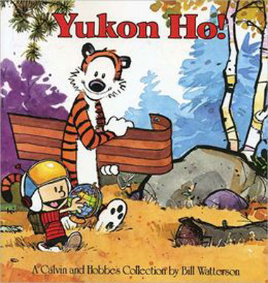 Yukon ho! : a Calvin and Hobbes collection