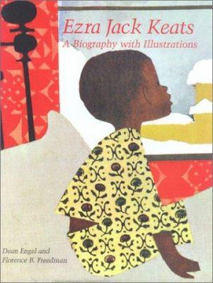 Ezra Jack Keats : a biography with illustrations