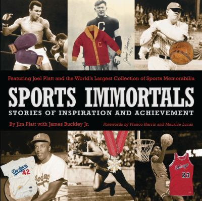 Sports immortals : stories of inspiration and achievement