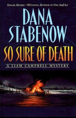 So sure of death : a Liam Campbell mystery