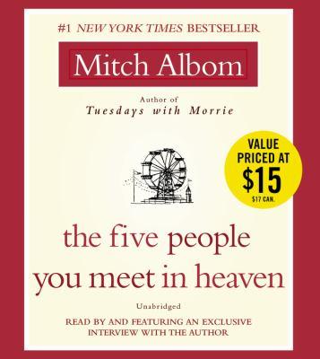 The five people you meet in heaven (AUDIOBOOK)