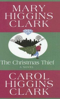 The Christmas thief (LARGE PRINT)