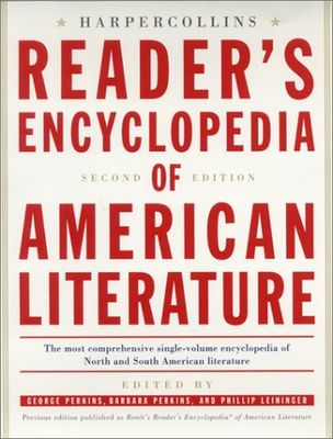 Benet's reader's encyclopedia of American literature