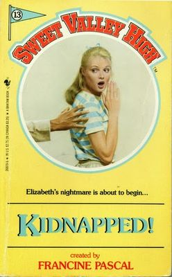 KIDNAPPED (SWEET VALLEY HIGH #13)