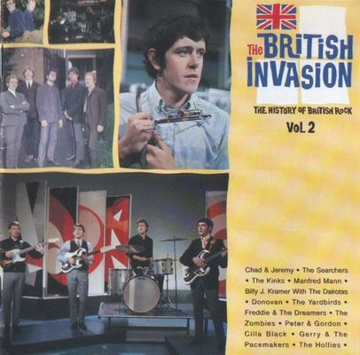 British invasion vol. 2 : the history of British rock
