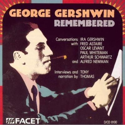George Gershwin remembered (sound recording) (AUDIOBOOK)