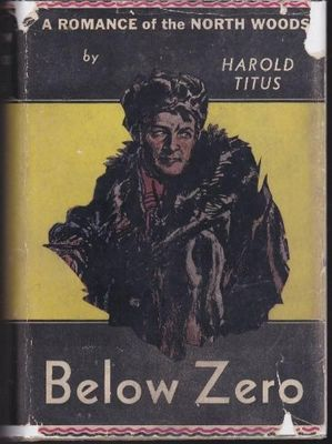 Below zero : a romance of the North Woods