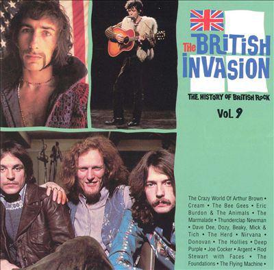 British invasion vol. 9 : the history of British rock