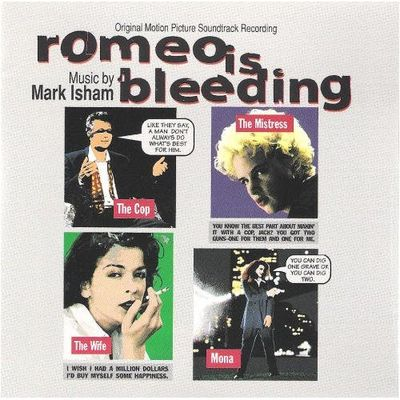 ROMEO IS BLEEDING: ORIGINAL MOTION PPCTURE ST)(CD)