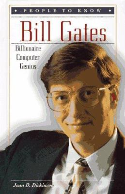 Bill Gates, billionaire computer genius
