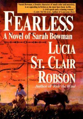 Fearless : a novel of Sarah Bowman