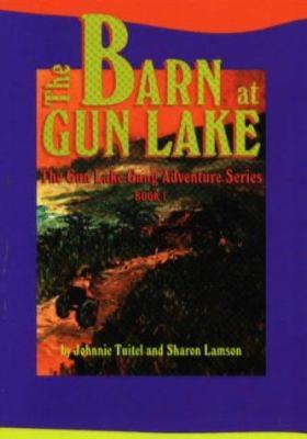 The barn at Gun Lake