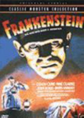 FRANKENSTEIN (DIGITAL VIDEO DISC)