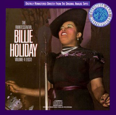 Quintessential Billie Holiday. Volume IV, 1937
