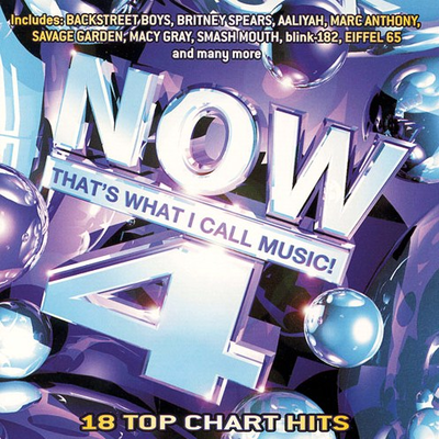 Now 4! : that's what I call music.