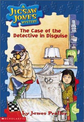 Case of the detective in disguise   (Jigsaw Jones #13)