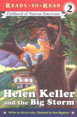 Helen Keller and the big storm