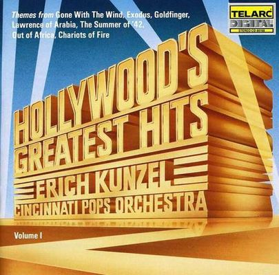 Erich Kunzel greatest hits [sound disc]
