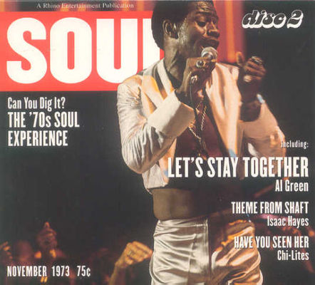 Can you dig it? disc 2 : the '70s soul experience