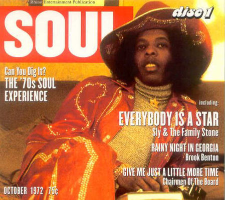 Can you dig it? disc 1 : the '70s soul experience