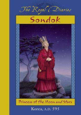Sondok, princess of the moon and stars