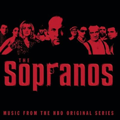The Sopranos : music from the HBO original series.