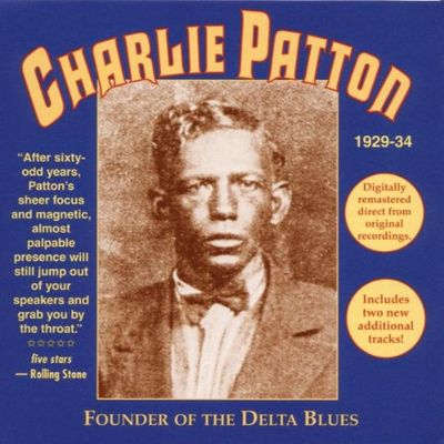 Founder of the Delta blues : 1929-1934.