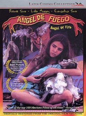 Angel de fuego Angel of fire