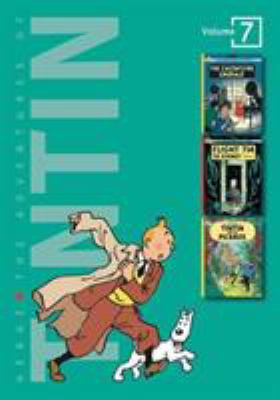 The adventures of Tintin, vol.7