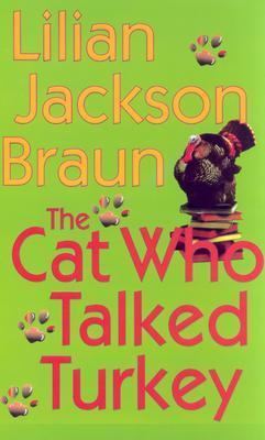 The cat who talked turkey (LARGE PRINT)