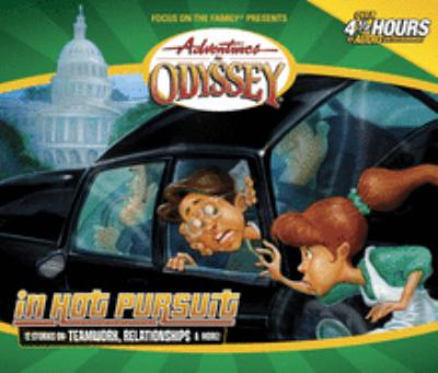 In hot pursuit (Adventures in Odyssey) (AUDIOBOOK)