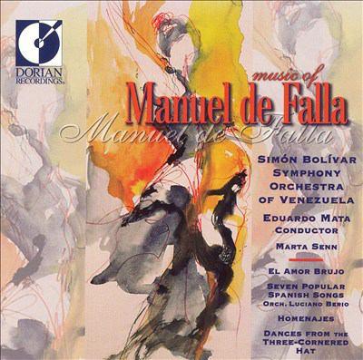 Music of Manuel de Falla