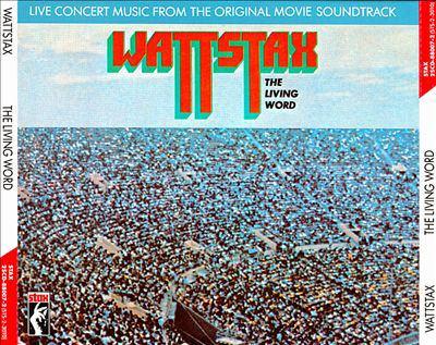 Wattstax : [the living word].