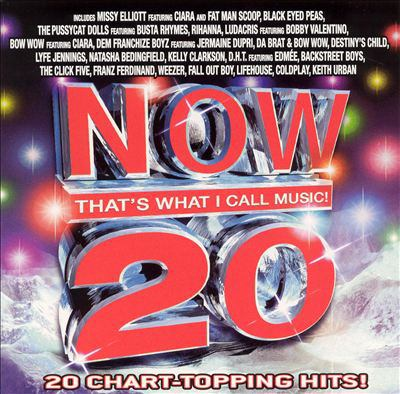 Now 20!: that's what I call music! 20