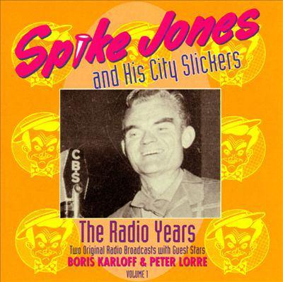 Radio years. Volume 1 (AUDIOBOOK)