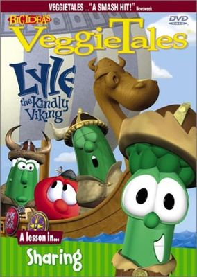 Veggie Tales Lyle the Kindly Viking