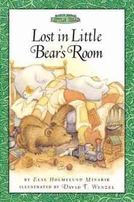 Lost in Little Bear's room (ABC, Level 1)