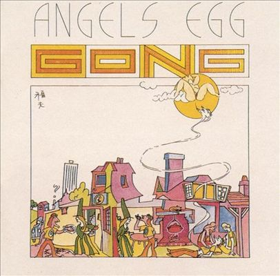 Angels egg (comapct disc)