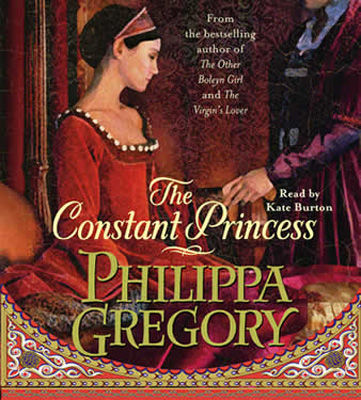 The constant princess (AUDIOBOOK)