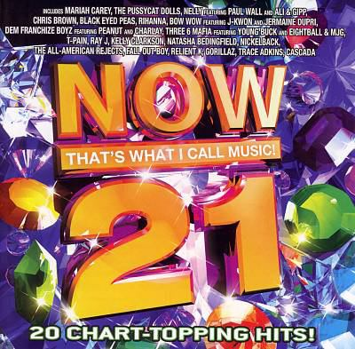 Now 21!: that's what I call music! 21