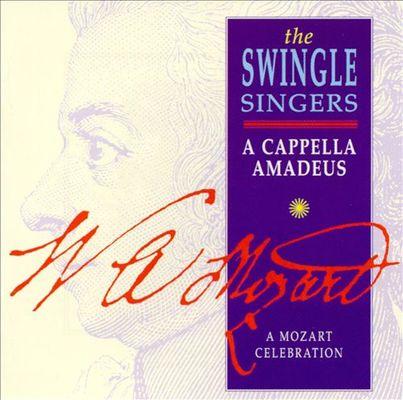 A cappella Amadeus [sound disc]