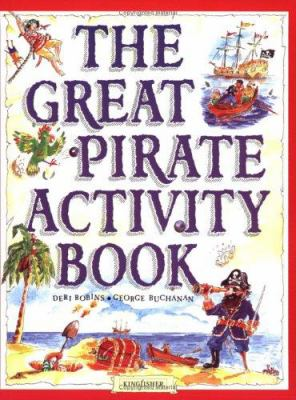 Great pirate activity book