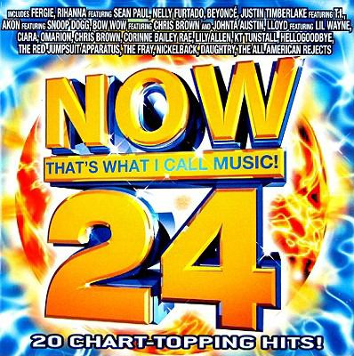 Now 24! That's what I call music!