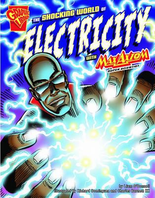 Electricity with Max Axiom, Super Scientist