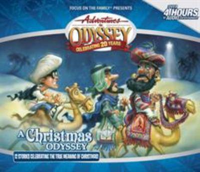 Christmas odyssey: adventures in odyssey  [audio CD]