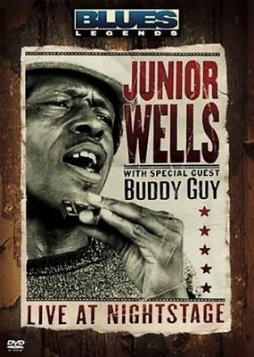 Junior Wells (videorecording): Live at Nightstage