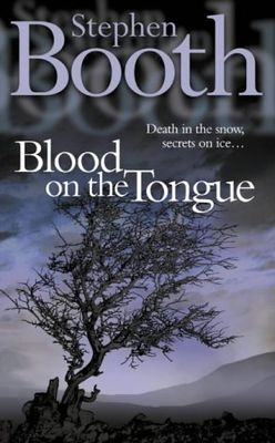 Blood on the tongue (AUDIOBOOK)