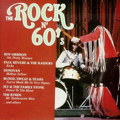 Rockin' 60s  (sound recording): by Various artists
