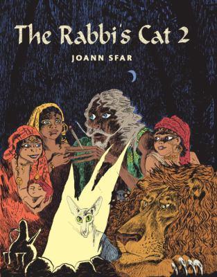 Rabbi's Cat 2.